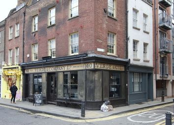 Thumbnail Retail premises to let in Brushfield Street, London