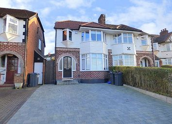Thumbnail 3 bed semi-detached house for sale in Redditch Road, Kings Norton