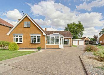 Thumbnail 3 bed detached bungalow for sale in Marsh Lane, Winteringham, Scunthorpe