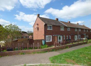 Thumbnail 3 bedroom end terrace house for sale in Exeter, Devon