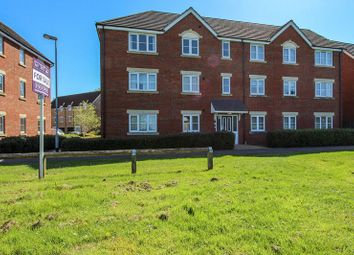 Thumbnail 2 bed flat to rent in Kingfisher Drive, Soham, Ely