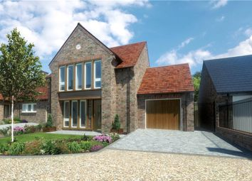 Thumbnail 3 bedroom link-detached house for sale in Chequers Place, Lytchett Matravers, Poole