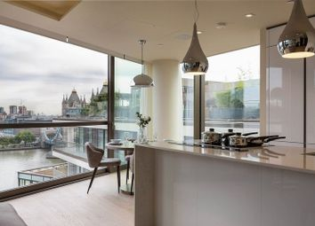 Thumbnail 1 bed flat to rent in Crown Square London, London