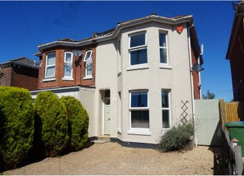 Thumbnail 3 bed semi-detached house for sale in Bellemoor Road, Southampton
