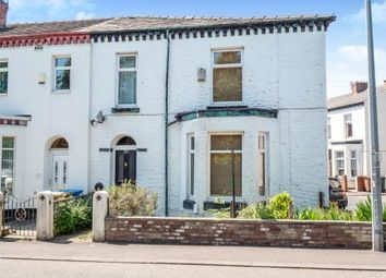 Thumbnail 3 bedroom end terrace house for sale in Claremont Road, Salford, Manchester