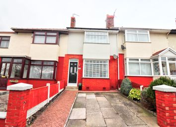 2 bed terraced house for sale in Tenby Avenue, Litherland, Liverpool L21