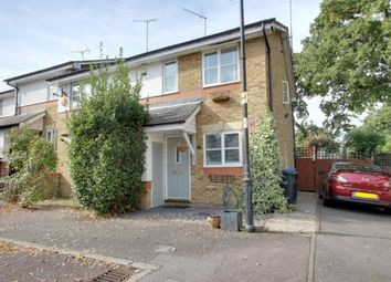 Thumbnail 2 bedroom end terrace house for sale in Simpson Close, Winchmore Hill