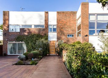 Thumbnail 5 bed detached house for sale in Lord Chancellor Walk, Coombe, Kingston Upon Thames