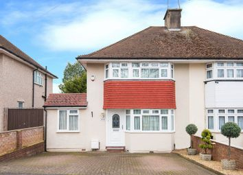 Thumbnail 4 bed semi-detached house for sale in Field End Road, Ruislip