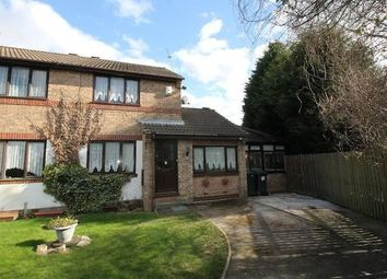 Thumbnail 2 bed end terrace house for sale in Grange Court, Doncaster