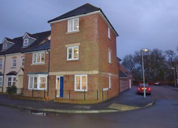 Thumbnail 5 bed detached house to rent in Whittingham Drive, Wroughton, Swindon