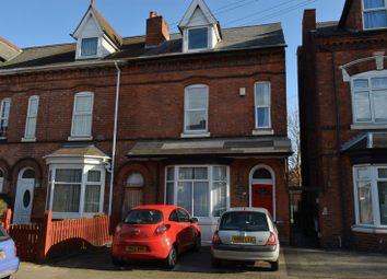 Thumbnail 7 bed end terrace house for sale in Westminster Road, Handsworth, Birmingham