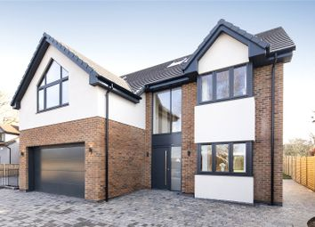 Thumbnail 5 bed detached house for sale in Bristol Road, Winterbourne, Bristol