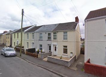 Thumbnail 2 bedroom flat to rent in First Floor Flat, 12 Glanmor Terrace, Burry Port