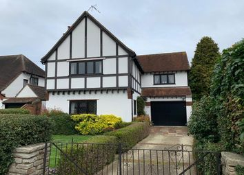 Thumbnail Detached house for sale in Manor Way, Egham