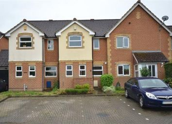 Thumbnail 2 bedroom terraced house for sale in Hop Garden, Church Crookham, Hampshire
