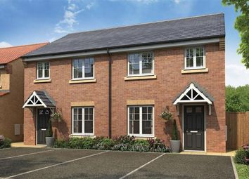 Thumbnail 3 bed semi-detached house for sale in Stokesley Grange, Westlands, Stokesley, Middlesborough