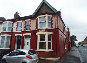 Thumbnail 3 bed end terrace house for sale in Woodhall Road, Liverpool, Merseyside