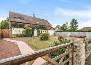 Thumbnail 4 bed detached bungalow for sale in Thorpe Village, Surrey