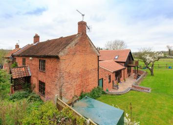 Thumbnail 5 bed detached house for sale in Swannington, Norwich