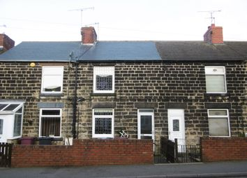 Thumbnail 2 bed cottage to rent in North Wingfield Road, Grassmoor, Chesterfield