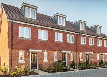 "Thumbnail 3 bed mews house for sale in ""Lysander"" at Gamecock Terrace, Tangmere, Chichester"