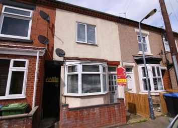 Thumbnail 2 bed terraced house for sale in Worcester Street, Town Centre, Rugby