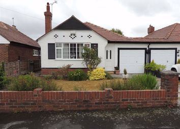 Thumbnail 2 bed detached bungalow for sale in Peveril Drive, Hazel Grove, Stockport
