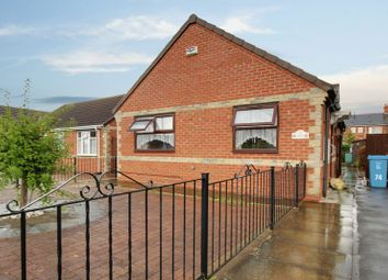 Thumbnail 2 bedroom detached bungalow for sale in East Grove, Gipsyville, Hull