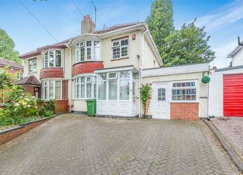 Thumbnail 3 bed semi-detached house to rent in Chestnut Avenue, Dudley