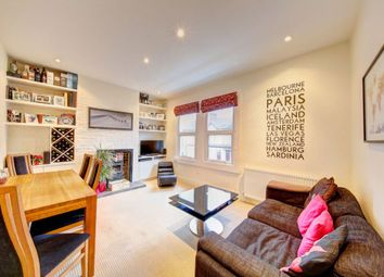 Thumbnail 2 bed flat for sale in Kimber Road, Earlsfield