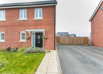 Thumbnail 2 bed semi-detached house for sale in Rowditch Furlong, Milton Keynes