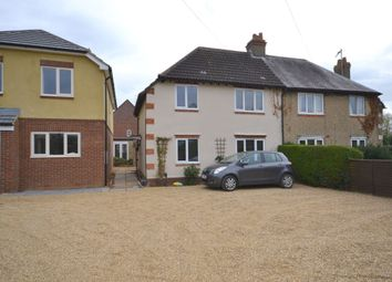 Thumbnail 3 bedroom semi-detached house to rent in Station Road, Great Billing, Northampton
