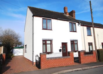 Thumbnail 3 bed property for sale in Cross Street, Burntwood, Staffordshire