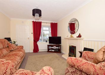 Thumbnail 3 bed terraced house for sale in St. Crispins Road, Westgate-On-Sea, Kent