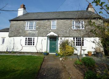 Thumbnail 4 bedroom country house for sale in Mary Tavy, Tavistock