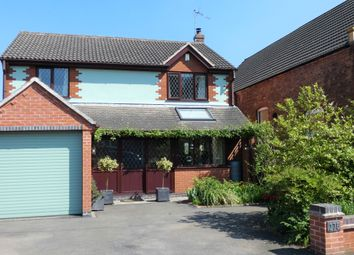 Thumbnail 4 bed detached house for sale in Church Lane, Whitwick