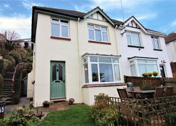 Thumbnail 3 bed semi-detached house for sale in Pines Road, Paignton