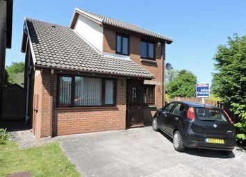 Thumbnail 3 bed detached house for sale in Llys Dol, Morriston, Swansea