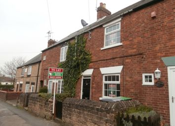 Thumbnail 2 bed terraced house to rent in Sherwood Rise, Nuncargate, Kirkby In Ashfield