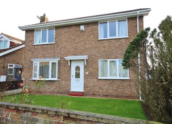 Thumbnail 3 bed detached house for sale in St. Marys Avenue, Hemingbrough, Selby