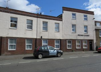 Thumbnail 1 bed flat to rent in Pecks Court, High Street, Chatteris