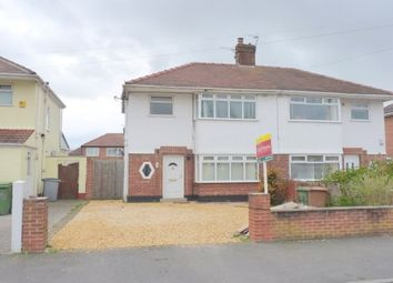 Thumbnail 3 bed semi-detached house to rent in Durley Drive, Prenton