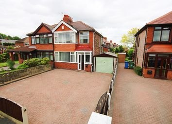 Thumbnail 3 bed semi-detached house for sale in Thornton Road, Great Sankey, Warrington