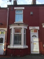 Thumbnail 3 bed terraced house for sale in Monkswell Street, Liverpool