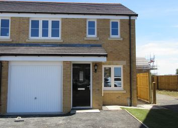 Thumbnail 3 bed semi-detached house to rent in Ffordd Y Meillion, Llanelli, Carmarthenshire .