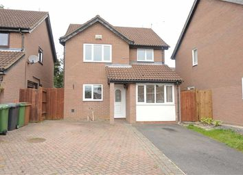 Thumbnail 3 bed detached house to rent in Orwell Close, Wellingborough