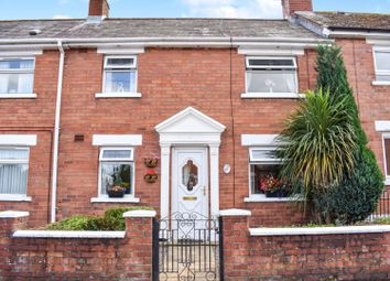 Thumbnail 3 bed terraced house for sale in Premier Drive, Belfast