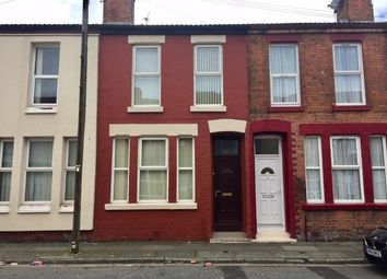 Thumbnail 2 bedroom terraced house for sale in Claude Road, Anfield, Liverpool