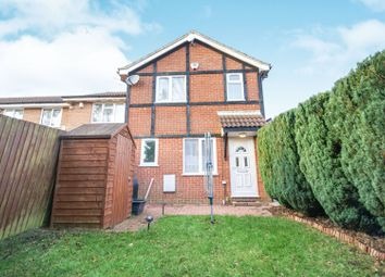 Thumbnail 1 bedroom semi-detached house for sale in Farmbrook, Luton
